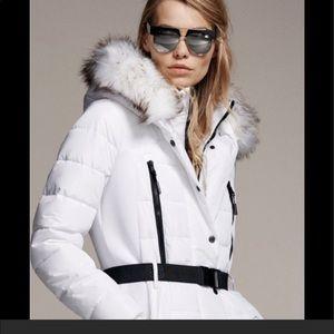 Michael Kors lWhite down coat